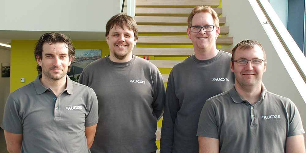 Aucxis dedicated customer service team