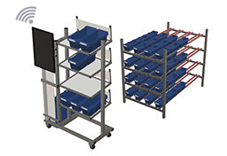 Aucxis RFID Facil Cart