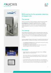 Arthrex Scan Box case study