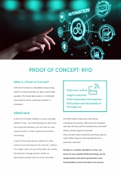 RFID proof of concept