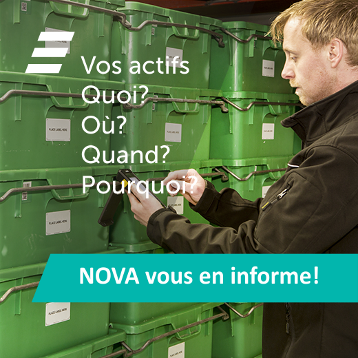 NOVA RFID Asset Management