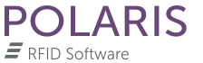 Polaris RFID software