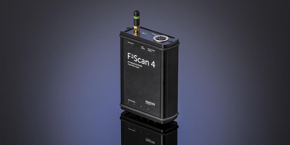 RFID - Truck scanner | Aucxis
