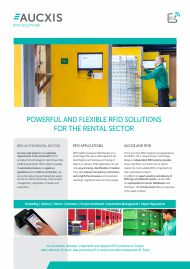 RFID in the rental sector